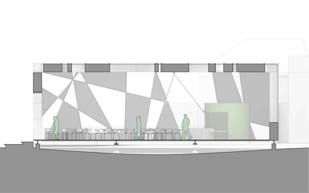 Floor Plan To Elevation : Structural analysis toyo ito s serpentine pavilion cmj