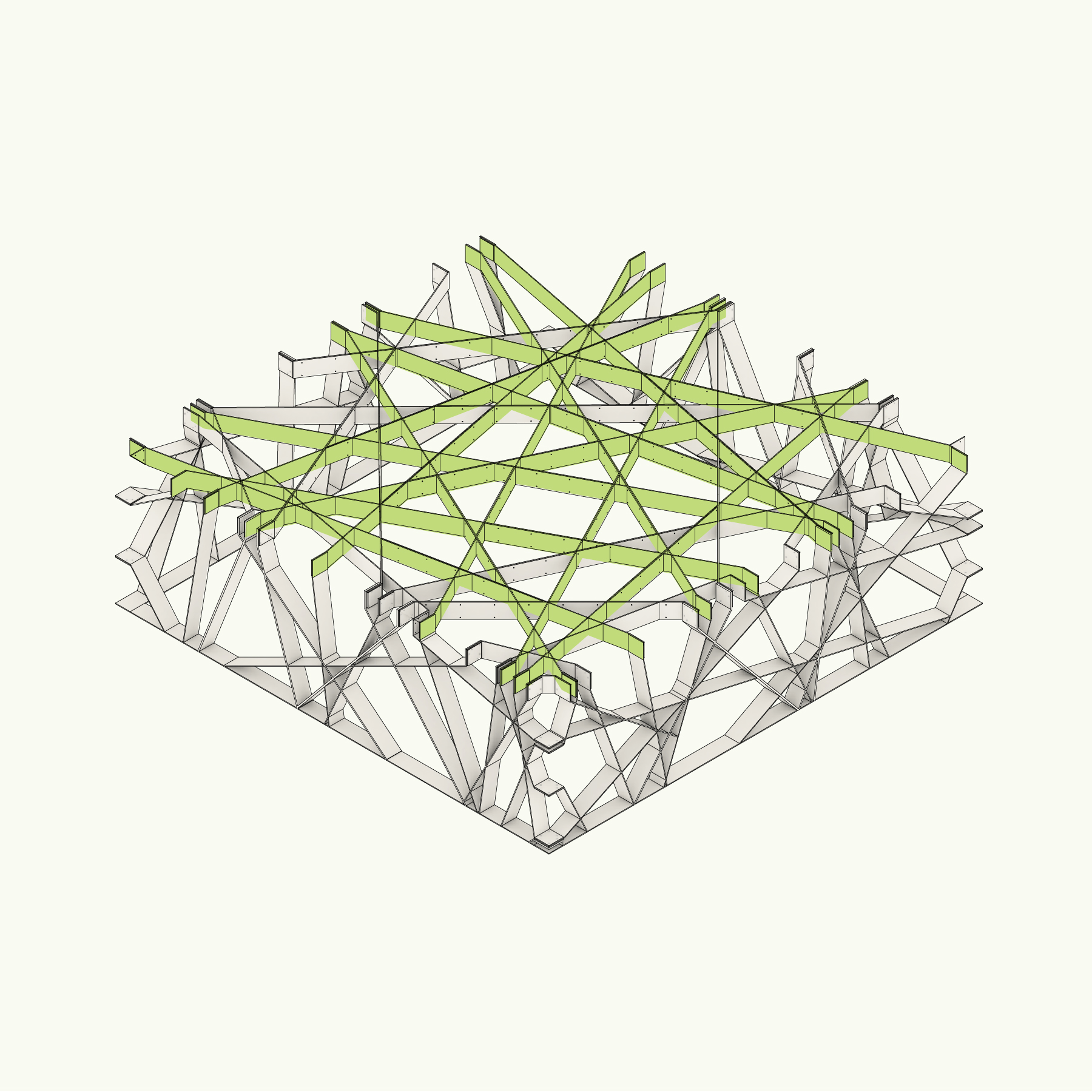 Structural Analysis: Toyo Ito's Serpentine Pavilion